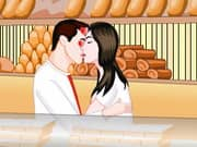 Besos en la Panaderia
