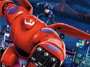 Big Hero 6 Rompecabezas