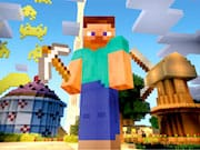 Juego Block World Survival Minecraft