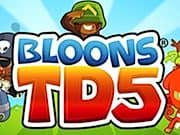 Juego Bloons Tower Defense 5