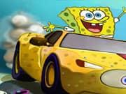 Bob Esponja Carrera de Autos