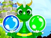 Juego Bubble Shooter Dragon