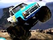 Camion Monstruo Acrobatico