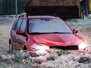 Carrera en Inundaciones