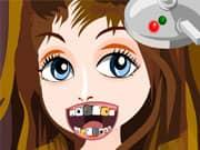 Chica Moderna al Dentista