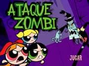 Chicas Super Poderosas vs Ataque Zombies