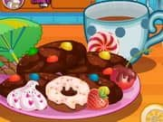 Juego Chocolate Cookie Maker