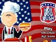 Cocinar Hot Dog con Bush