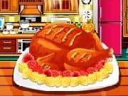 Cocinar Pavo para Dia de Accion de Gracias