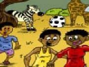 Colorea Africa y la Copa Mundial
