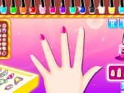 Colorful Manicure Show