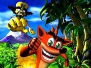 Crash Bandicoot The Huge Adventure