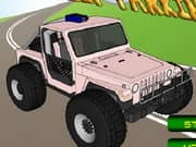 Juego Crazy Jeep Parking 2