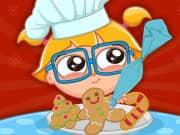 CuteZee Cooking Academy Gingerbread