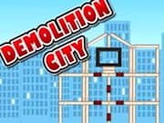 Juego Demolition City