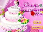 Design Perfect Wedding Caker