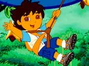 Diego Go en Aventura en la Selva