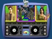 Sims 2 DJ Mix Master