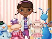 Juego Doc McStuffins Heal Friends