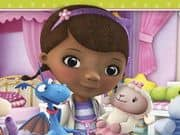 Juego Doc McStuffins Room Decoration
