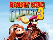Juego de Donkey Kong Country 3 Dixie Kongs Double Trouble