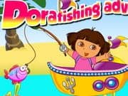 Juego de Dora Fishing Adventure Games