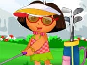 Juego Dora Golf Dress Up