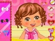 Dora Hair Salon Games