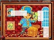 Dora la Exploradora en Puzzle Pirata