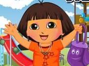 Dora Out To Park Dressup