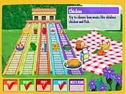 Dora Piramide de Alimentos