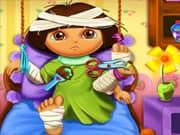 Dora Recuperacion en el Hospital