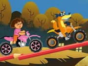 Juego de Dora The Explorer Racing