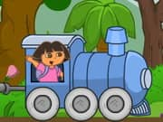 Juego Dora Train Express