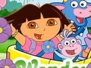 Dora Wonder Flowers