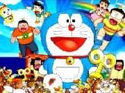 Doraemon Encuentra Objetos Ocultos