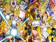 Juego Dragon Ball Fighting 2.6
