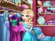 El Closet de Elsa Frozen