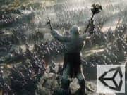 El Hobbit Lucha por la Tierra Media