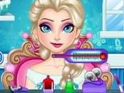 Elsa Frozen Brain Surgery
