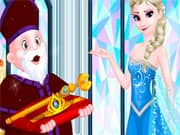 Elsa Frozen Dia de Coronacion