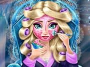 Elsa Frozen Real Makeover