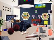Escape Modern Family Room