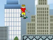 Juego Extreme Skateboard Adventure
