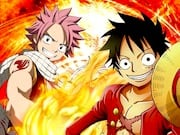 Juego Fairy Tail vs One Piece