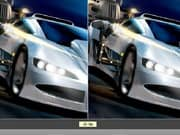 Juego de Fast Cars Differences
