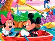 Rompecabezas Fichas de Disney