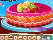 Juego de Finger Licking Fruit Cake