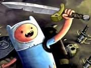 Finn and Bones Hora de Aventuras