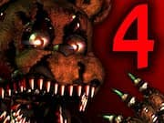 Juego Five Nights at Freddy's 4